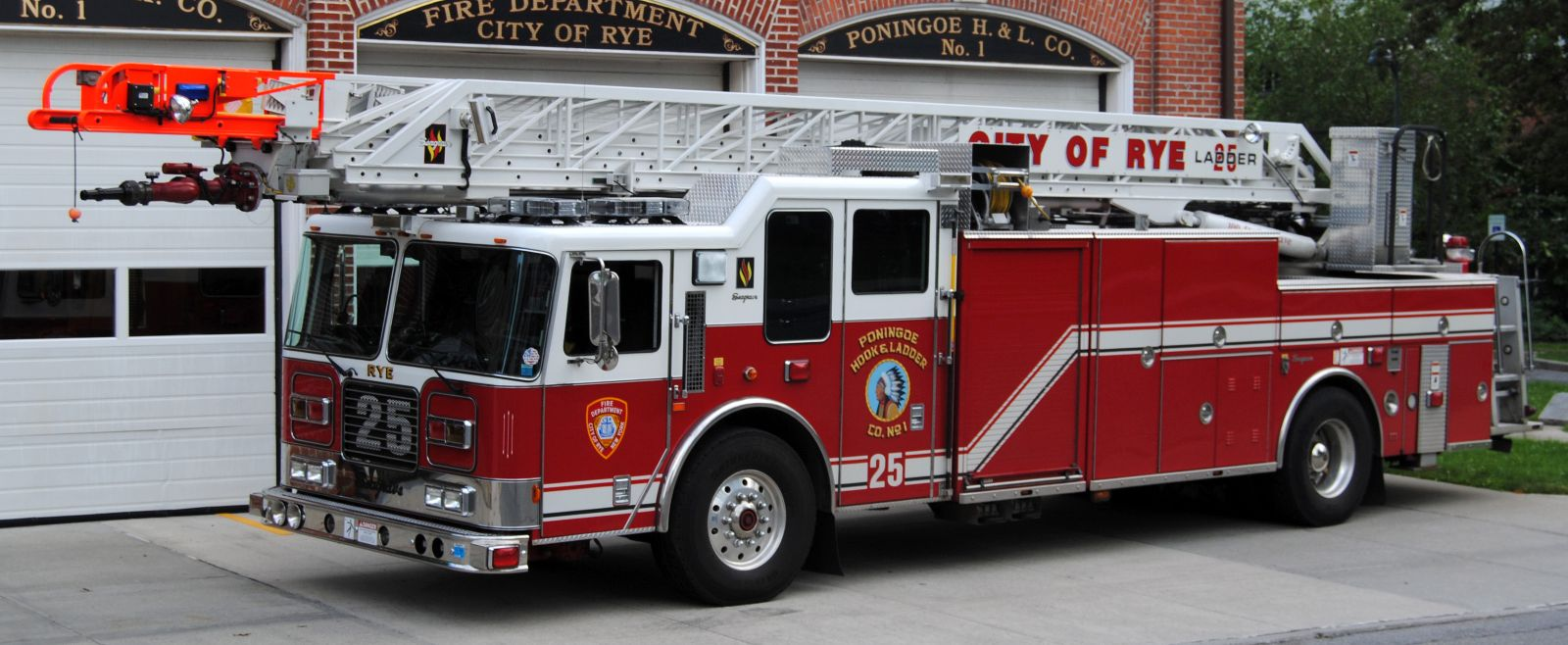 Rye Fire Department Serving The City Of Rye New York