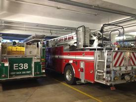Engine 38 and Ladder 26